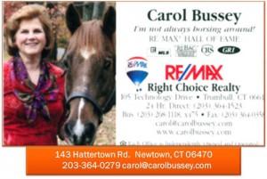 Carol Bussey Remax