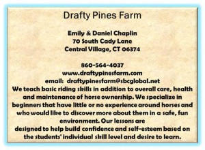 Drafty Pines Farm