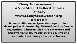 Ebony Horsewomen