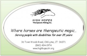 High Hopes Therapeutic Riding