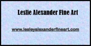 L Alexander Fine Art