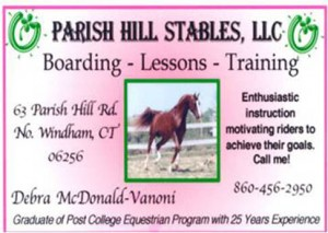 Parish Hill Stables
