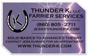 Thunder K Farrier Services