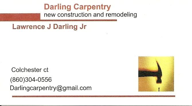 Darling Carpentry
